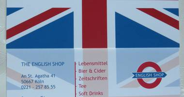 The English Shop in Dortmund