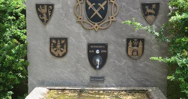 Hansebrunnen in Schwerte