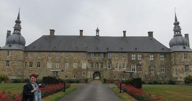 Schloß Lembeck mit Museum in Lembeck Stadt Dorsten