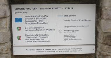 Ruhr-Universität - Situation Kunst (für Max Imdahl) in Bochum