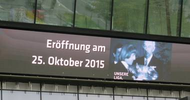 Deutsches Fußballmuseum in Dortmund