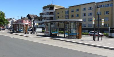 ZOB Schwerte (Busbahnhof) in Schwerte