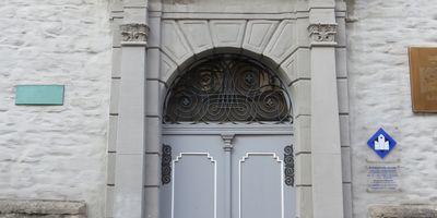 Wiedereintrittsstelle der Reformierten Kirche in Iserlohn