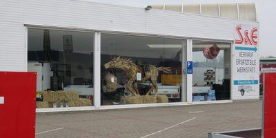 S&E Anhängerzentrum in Dortmund