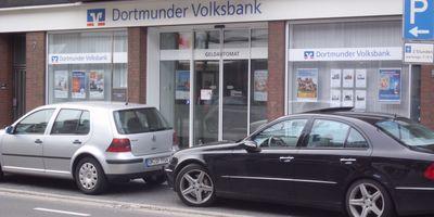 Dortmunder Volksbank, Filiale Brambauer in Brambauer Stadt Lünen