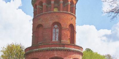 Ernst-Moritz-Arndt-Turm in Bergen auf Rügen