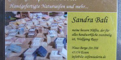 Sandra Bali, Die Seifensiederin in Essen