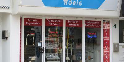 Schuh und Schlüsseldienst KÖNIG in Dortmund