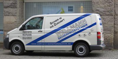 Wellmann Sicherheitstechnik, Filiale Hilden in Hilden