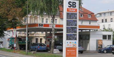SB Tankstelle in Dortmund