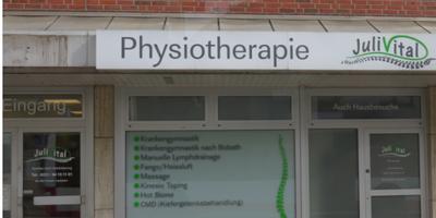 Praxis für Physiotherapie Julivital, Inh. Juliane Parossa & Vitali Dick in Dortmund