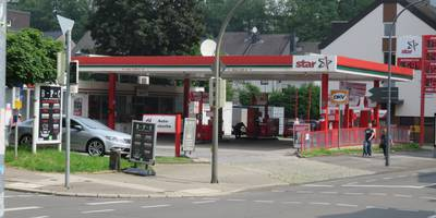 star Tankstelle in Dortmund