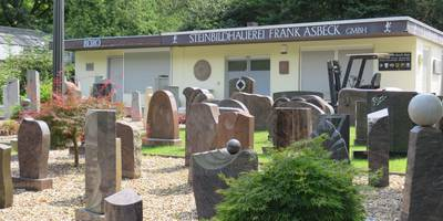 Frank Asbeck Steinmetzbetrieb in Dortmund