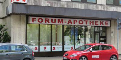 Forum Apotheke, Inh. Dr. Guido Voith in Oberhausen im Rheinland