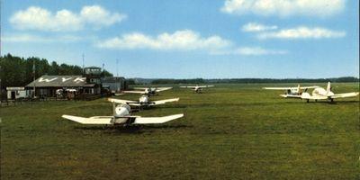 Flugplatz Wyk in Wyk auf Föhr