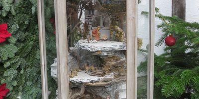 Weihnachtsmarkt, Standorte rund um die Reinoldikirche in Dortmund