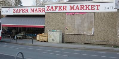 Zafer Market in Dortmund