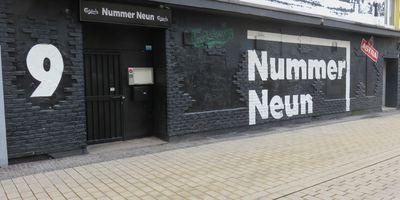 Nummer Neun in Dortmund