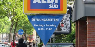 ALDI Süd in Düsseldorf