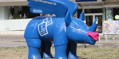 Spielpunkte an der Kampstraße in Dortmund