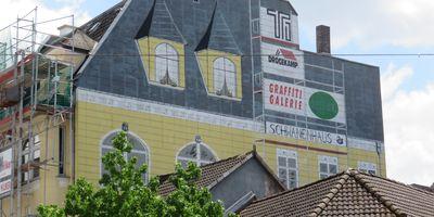 Graffiti Galerie in Schwerte