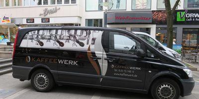 KAFFEEWERK GmbH Verkauf & Service in Horrem Stadt Kerpen im Rheinland