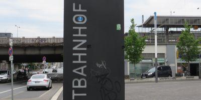 Hauptbahnhof Mülheim (Ruhr) in Mülheim an der Ruhr