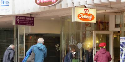 Potthoff Bäckerei in Hamm in Westfalen
