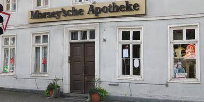 Morsey'sche Apotheke in Rheda-Wiedenbrück
