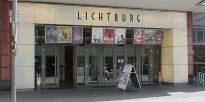 Lichtburg-Filmpalast in Oberhausen im Rheinland