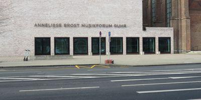 Anneliese Brost Musikforum Ruhr in Bochum