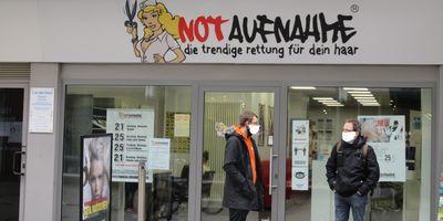 Notaufnahme Friseur in Hamm in Westfalen