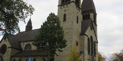 St. Clemens Pfarrkirche in Rheda-Wiedenbrück