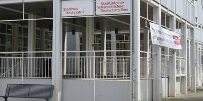 Stadtbibliothek Wiedenbrück im Stadthaus in Rheda-Wiedenbrück