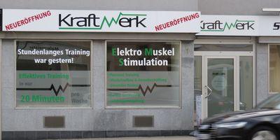KraftWerk in Dortmund