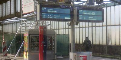 Hauptbahnhof Duisburg in Duisburg