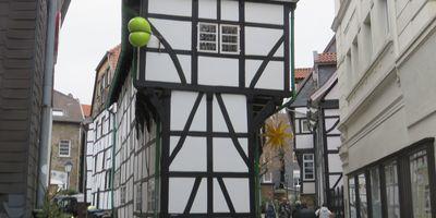 Museum im Bügeleisenhaus (MiBEH) in Hattingen an der Ruhr