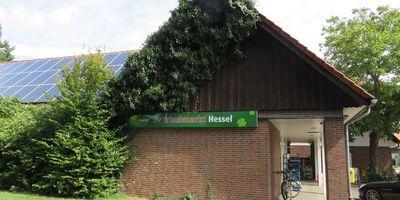 Frischmarkt Hessel in Delbrück in Westfalen