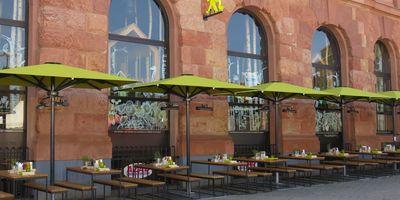 HANS IM GLÜCK Burgergrill & Bar in Dortmund