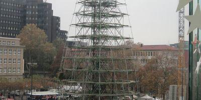 Dortmunder Weihnachtsbaum in Dortmund