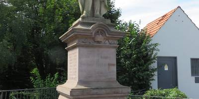 Kaiser Wilhelm I Denkmal, Kriegerdenkmal in Rheda-Wiedenbrück