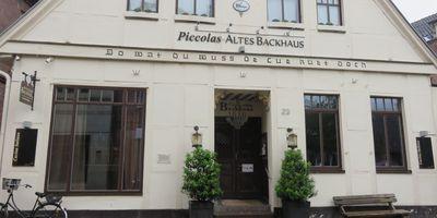 Pizzeria Piccolas - Altes Backhaus in Lüdinghausen