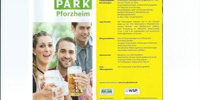 Enzauenpark in Pforzheim