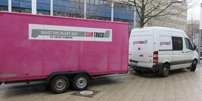 SAM Truck GmbH (Geiger Gruppe) in Kempten im Allgäu