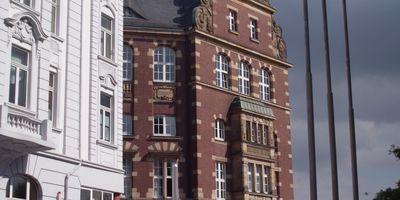 Verwaltungsgericht - Altes Postamt in Gelsenkirchen