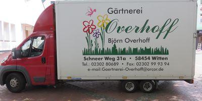 Gärtnerei Björn Overhoff in Witten