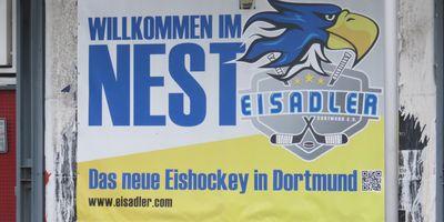 Eissportzentrum Westfalenhallen Dortmund in Dortmund