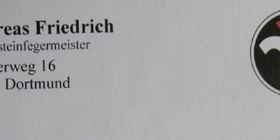 Andreas Friedrich Schornsteinfegermeister und Gebäudeenergieberater in Dortmund