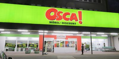 OSCA! SB Möbel Discount in Unna