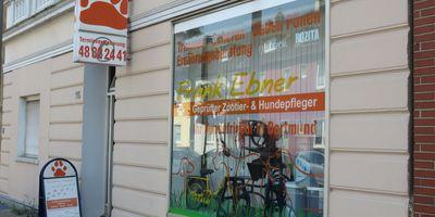 Frank Ebner, Hundesalon in Dortmund